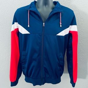 Vintage BellField Lightweight Jacket Retro Track